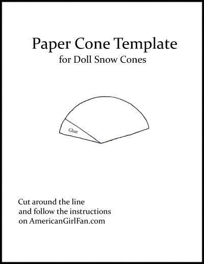 Doll Recipe: Make a Snow Cone! (AmericanGirlFan)