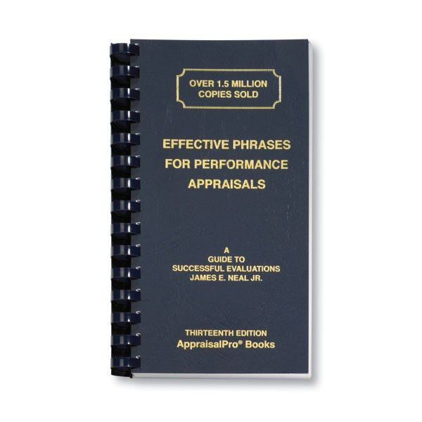 Effective Phrases for Performance Appraisals & Employee Review ...