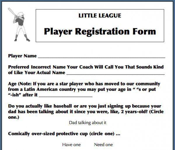 Registration Form. 9+ Sample Vendor Registration Forms Sample ...