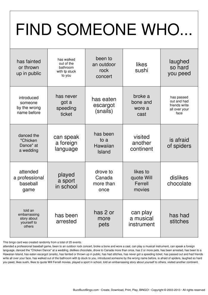 Best 25+ Bingo cards ideas on Pinterest | Printable bingo cards ...
