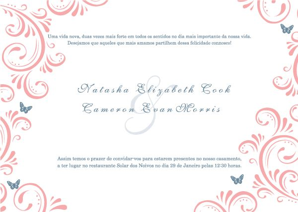 Free Wedding Invitation Template | 123Freevectors