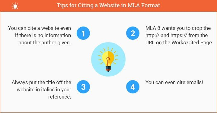 How to Cite a Website in MLA Format (Updated for 2017)