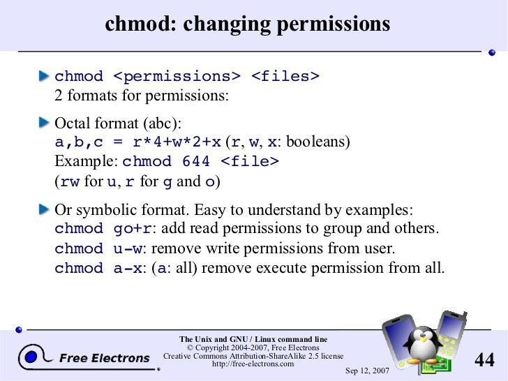 Linux Introduction (Commands)