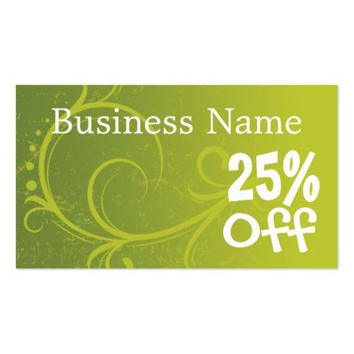 free business coupon template