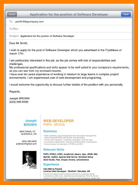 7+ sample email to send resume to recruiter | handy man resume