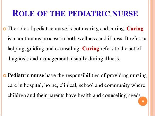 Pediatric nursing...ppt unit i