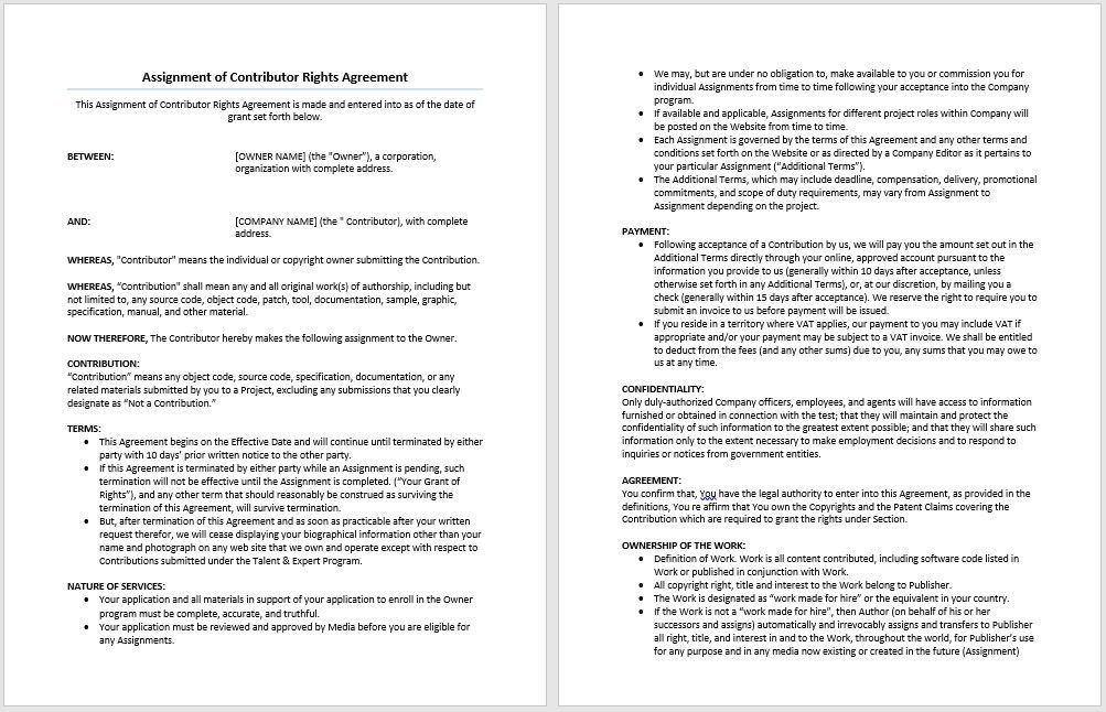 Agreement Template | aplg-planetariums.org