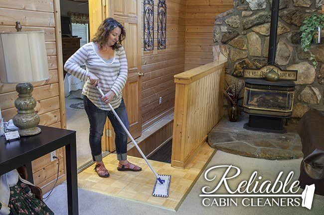 Pigeon Forge Cabin Cleaners - Gatlinburg, Smoky Mountain Cabin ...