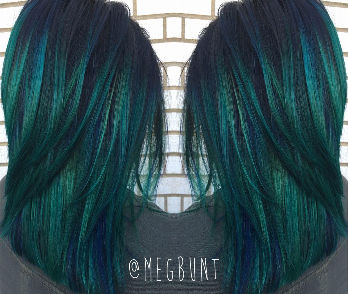 Oh how I miss my Pinterest worthy blue hair Iull definitely get