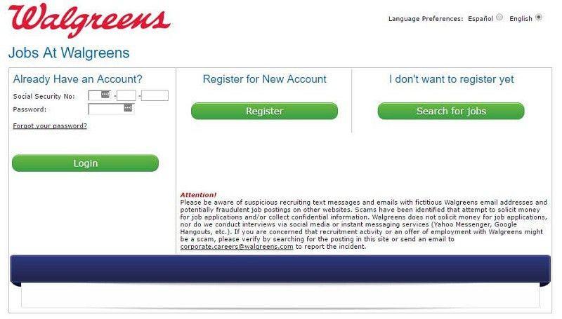 Walgreens Job Application and Employment Resources | Job ...