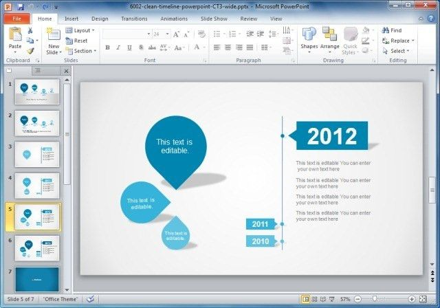 Creative Templates For Gantt Charts & Project Planning in PowerPoint