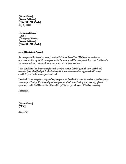 Luxury Project Proposal Cover Letter Sample 78 With Additional ...