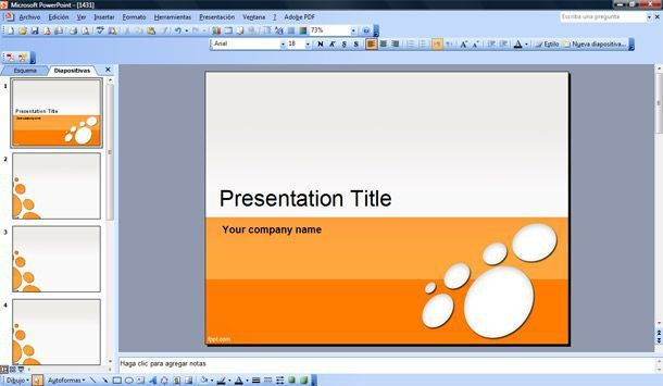 microsoft powerpoint template 2010 free green ink powerpoint ...