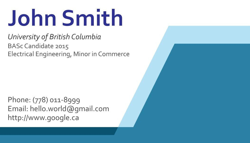 Name Card Example Name Card Template 16 Free Sample Example – Name Card Format