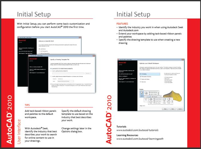 AutoCAD Architecture UI Cheat Sheet Tip - Between the Walls