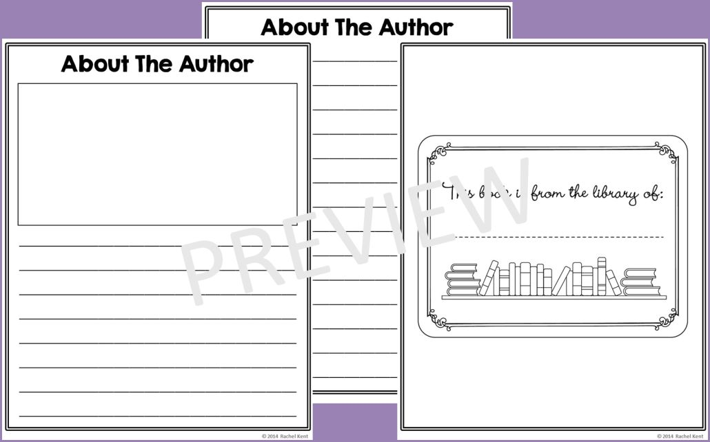 ABOUT THE AUTHOR TEMPLATE | Samplenotary.cam