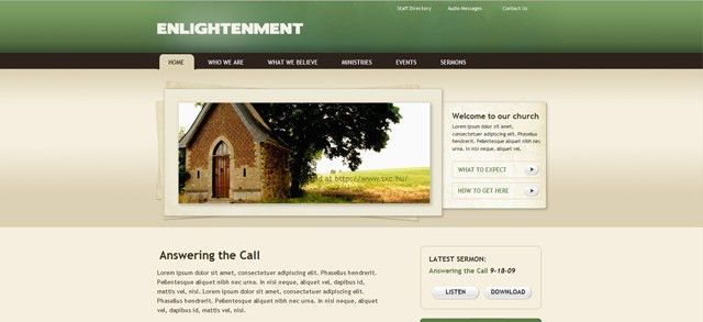 12 Useful HTML Non-Profit Website Templates | Creativeoverflow