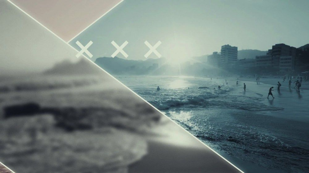 Partition: Flashy Urban Slideshow - After Effects Template