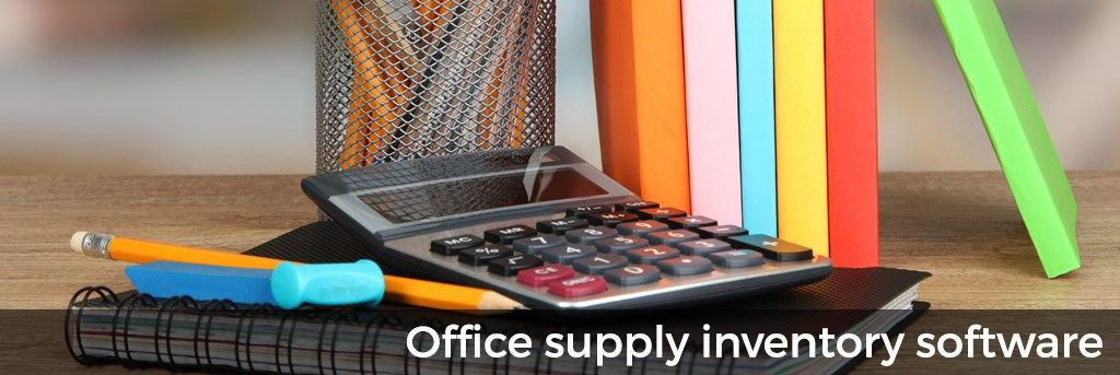 Office supply inventory software integrated with QuickBooks®