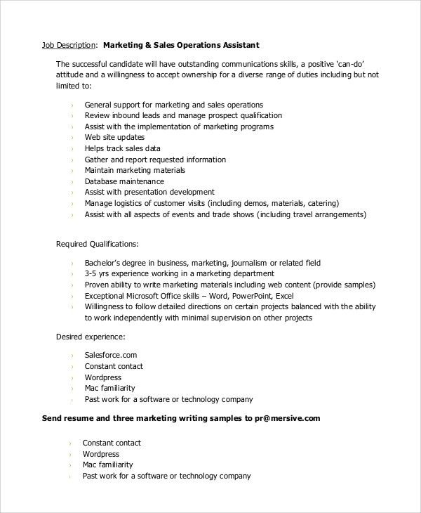 Logistics Assistant Job Description. Logistics Manager Cv Template ...