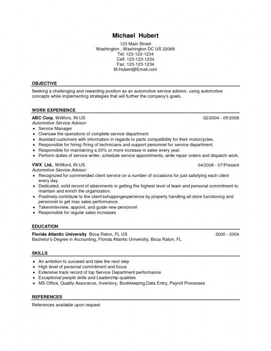 Resume Writer NJ
