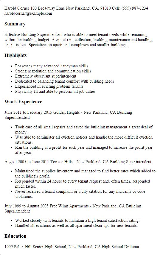 Download Building Resume | haadyaooverbayresort.com