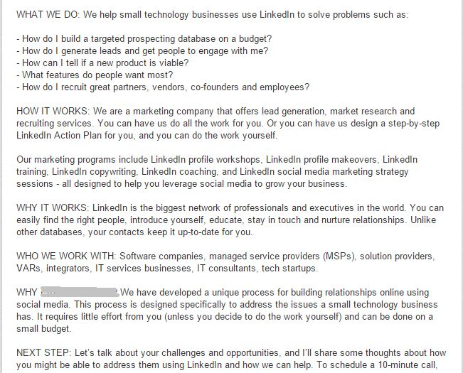 LinkedIn Profiles Fail to Drive Demand - business.com