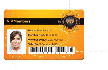 Member / Loyalty Cards