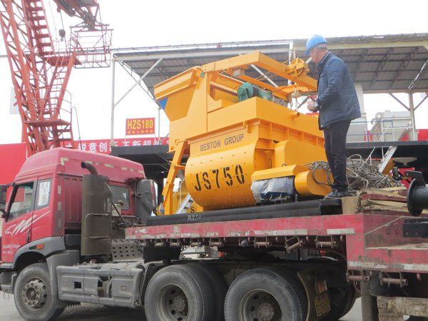 Best Small Concrete Mixer for sale - Aimix Group