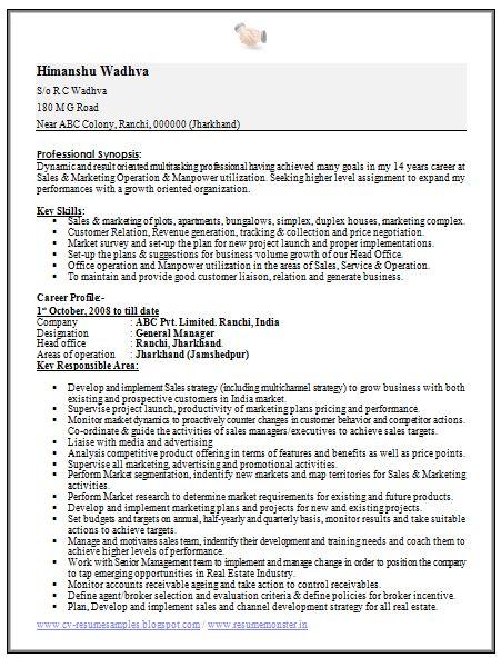 Graduate Sales Resume Sample (1) | Career | Pinterest
