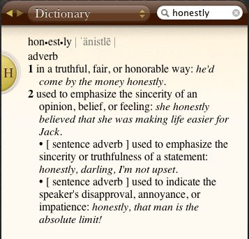 The Amazing Sentence Adverb