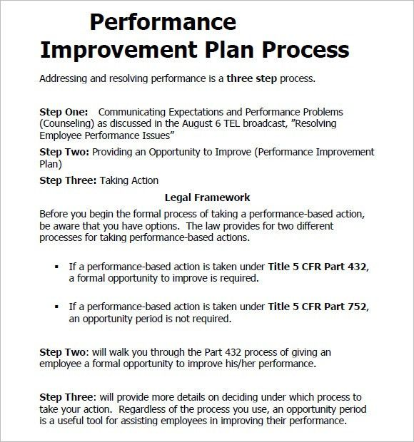 Sample employee performance improvement plan template 9 sample employee performance improvement example of a business plan for a hospital sample letter pronofoot35fo Choice Image