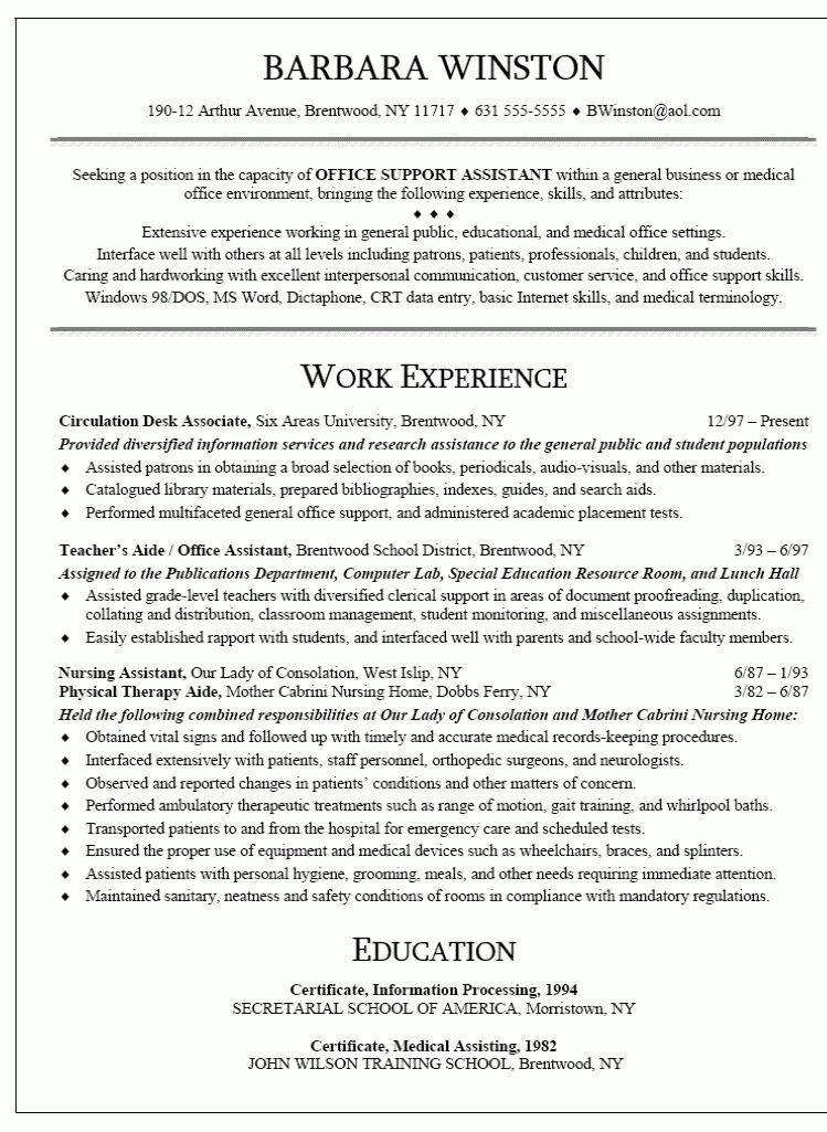resume examples for estheticians resume templates resume examples ...