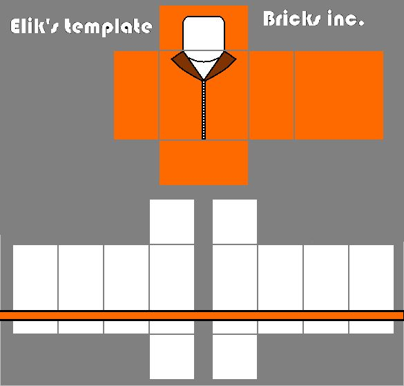 Roblox Shirt Template - vnzgames