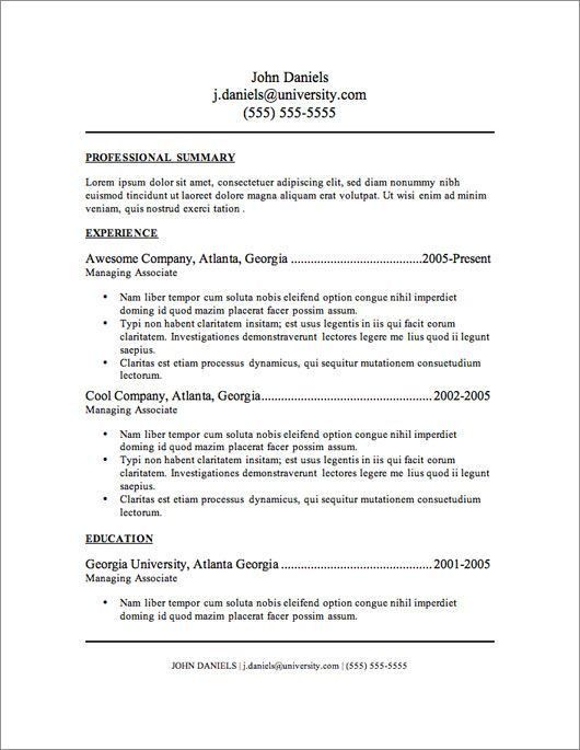 Best 25+ Free resume builder ideas on Pinterest | Resume builder ...