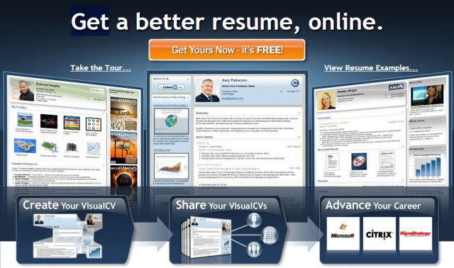 11 best free online resume builder sites to create resume cv - Online Resume Builder Reviews
