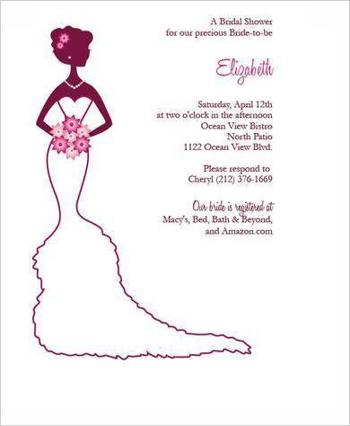 Brides Invitation Templates [Template.billybullock.us ]