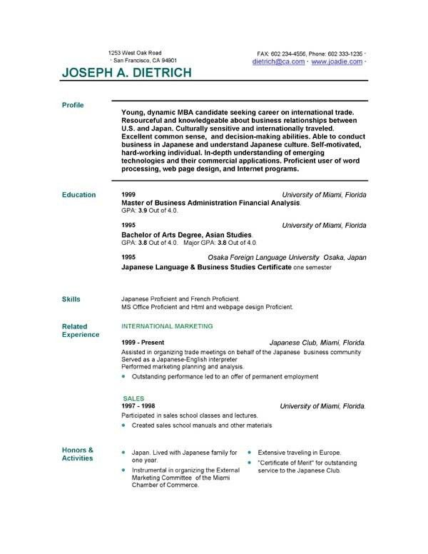 Cozy Ideas Outline Of A Resume 3 Resume Outline Template 13 Free ...