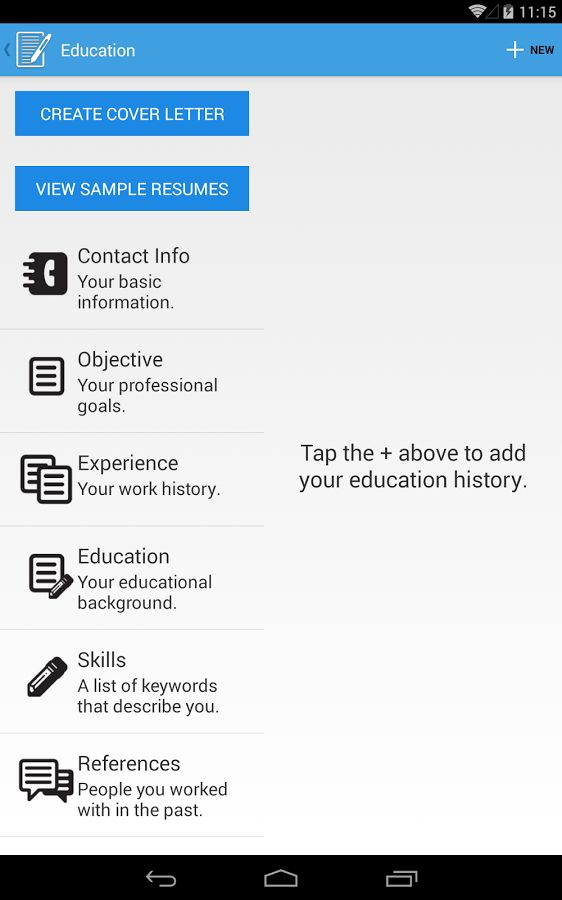 Resume Builder Pro - Android Apps on Google Play