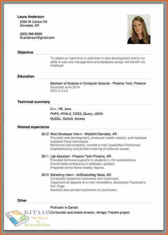 8+ how to build a perfect resume - Budget Template Letter