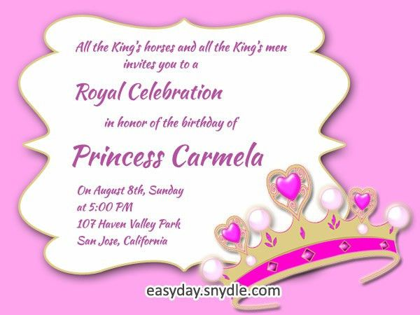 Birthday Invitation Quotes | christmanista.com
