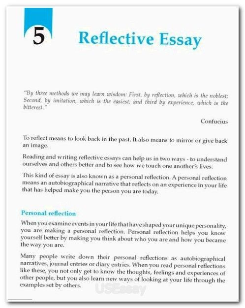 reflective essay questions pre written paragraph essays about ...