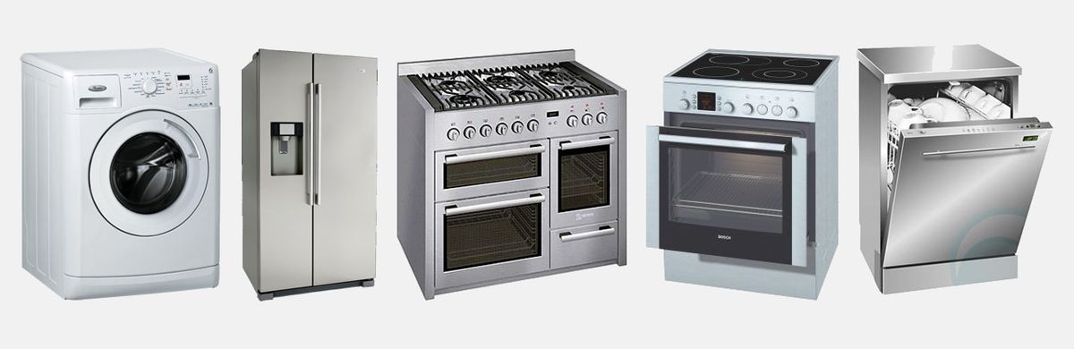 Home Appliances Repaired - Domestic Appliance Repair