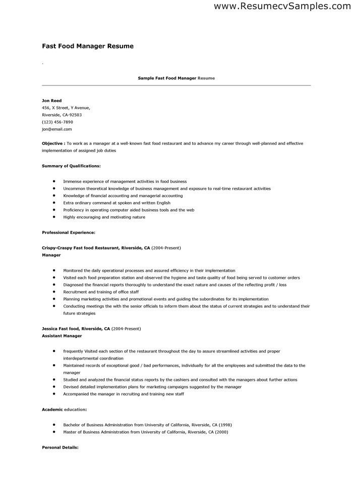 Resume Examples Food Cashier. Resume. Ixiplay Free Resume Samples