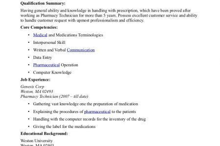 Professional Biotechnology Resume Samples & Templates, Laboratory ...