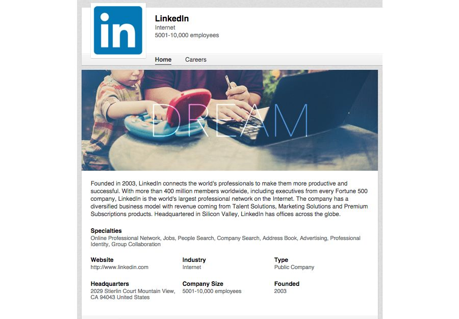 5 LinkedIn Company Page Tips for Beginners | AddThis Blog