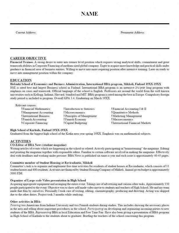 Resume : Graduate Nurse Resume Example Data Analyst Sample Cv ...