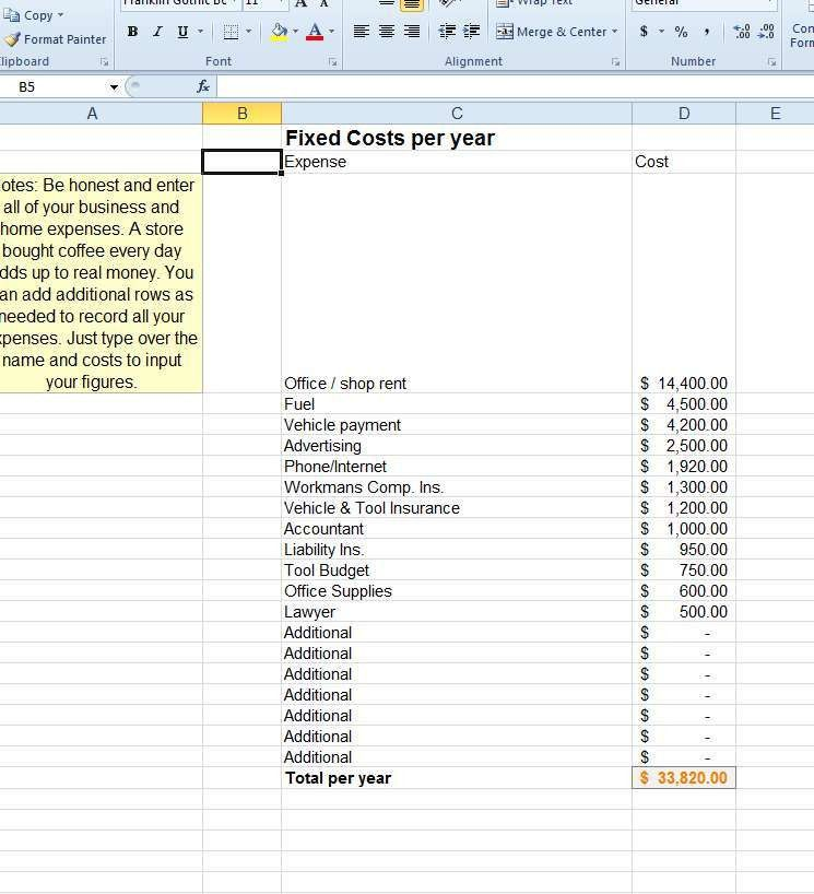 List Of Expenses. Employees List; Screenshot Of The Employee ...