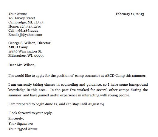 College Instructor Cover Letter College Professor Cover Letter ...