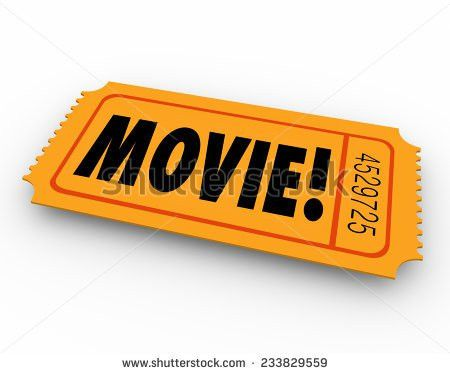 Raffle Word On Orange Ticket You Stock Illustration 226955587 ...
